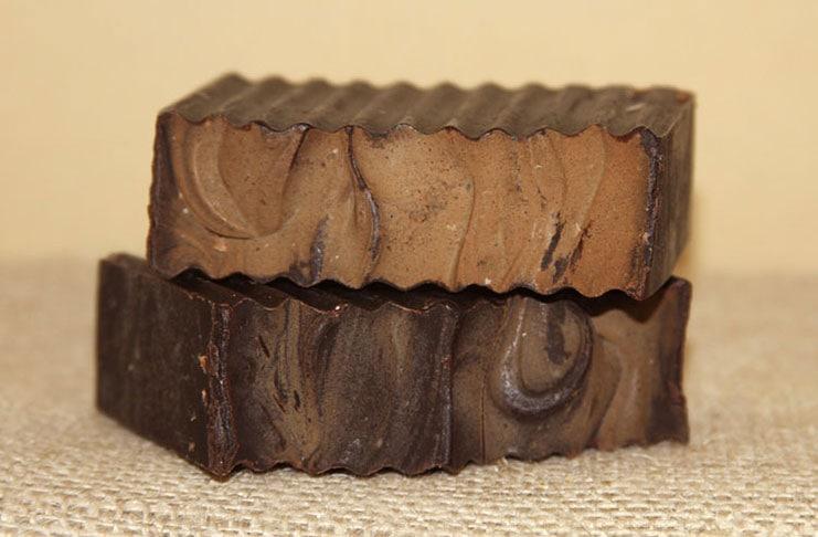 Σαπούνι σοκολάτας!
