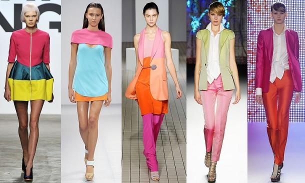 Συνδυάστε σωστά τα χρώματα στα ρούχα