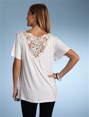Μπλούζα με δαντέλα στην πλάτη (7)