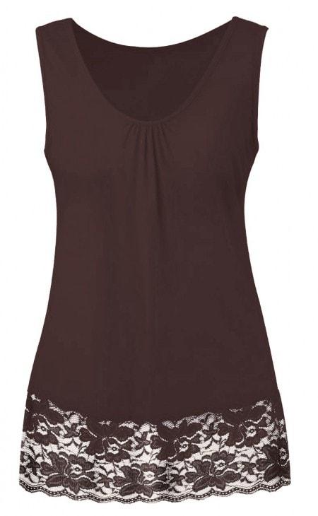 Μπλούζα με δαντέλα στην πλάτη (11)