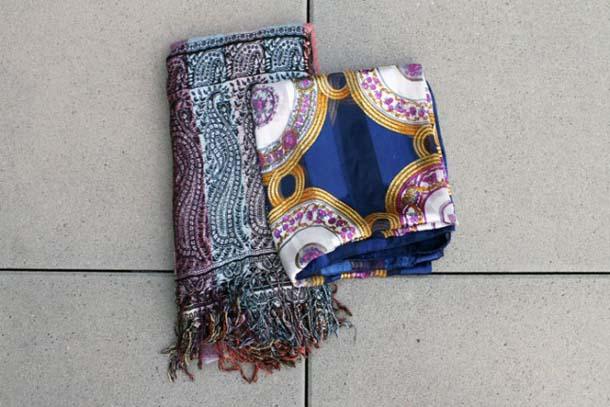 15 τρόποι να φορέσεις ένα φουλάρι - μαντήλι (2)