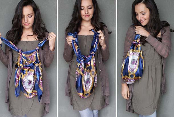 15 τρόποι να φορέσεις ένα φουλάρι - μαντήλι (10)