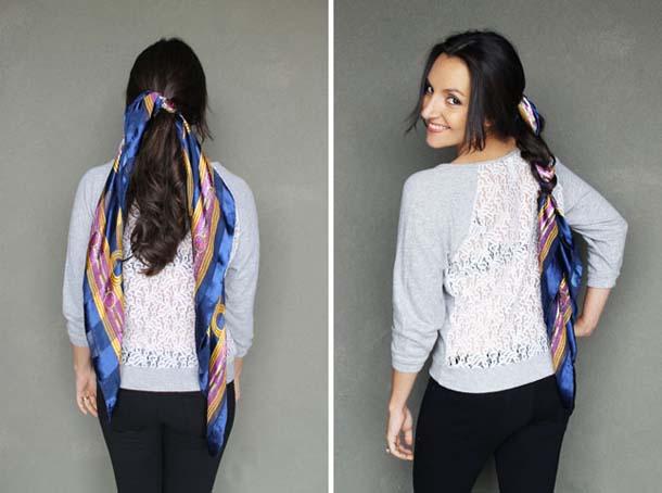 15 τρόποι να φορέσεις ένα φουλάρι - μαντήλι (14)