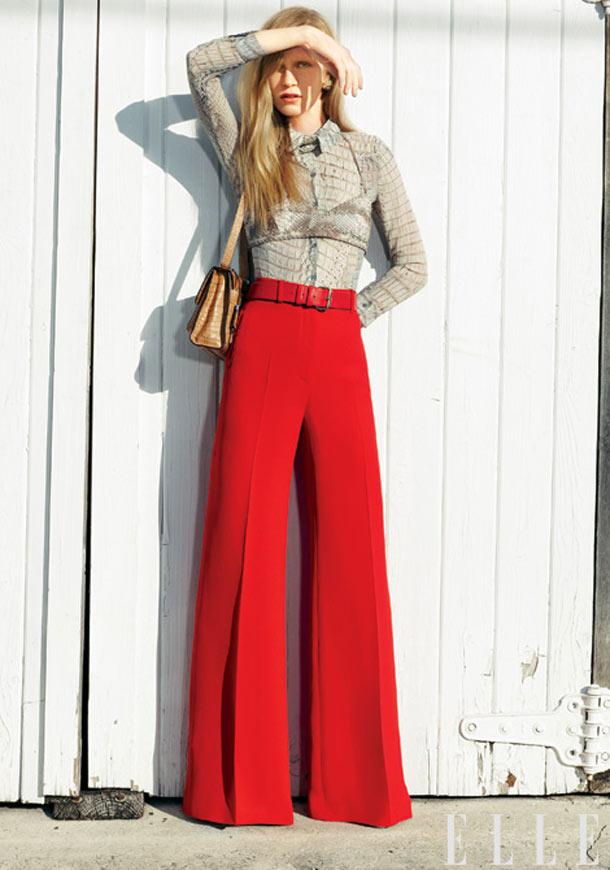 8 στυλιστικά tips για να φορέσετε φαρδιά ρούχα (9)