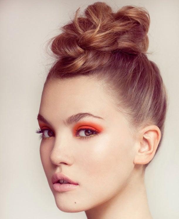 Τρόποι να ενσωματώσετε το κοραλί στο μακιγιάζ σας (8)