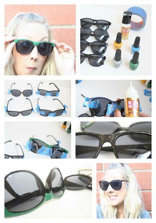 Ανανεώστε το παλιό σας ζευγάρι γυαλιών ηλίου (11)