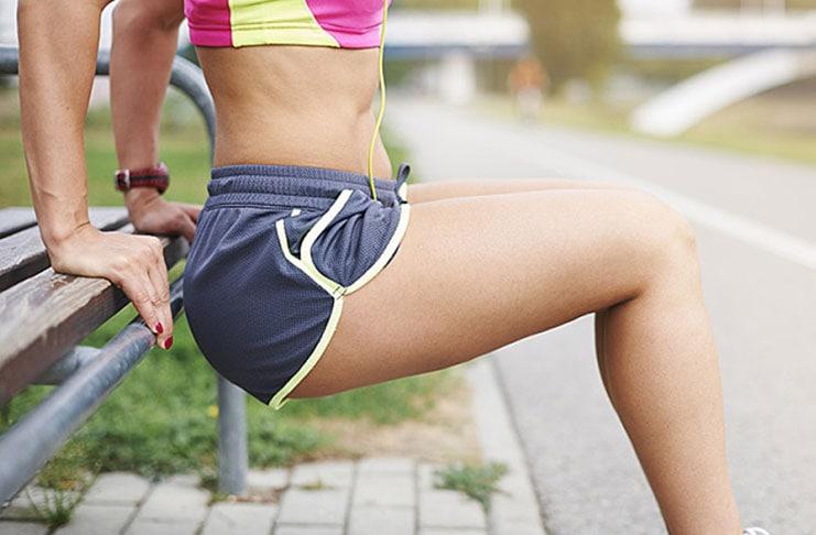 6 ασκήσεις για τέλεια οπίσθια