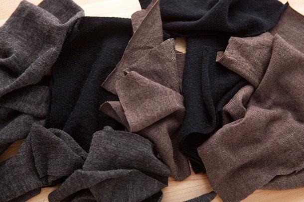 Μετατρέψτε τις παλιές σας ζακέτες ή πουλοβεράκια σε ένα υπέροχο κασκόλ (6)