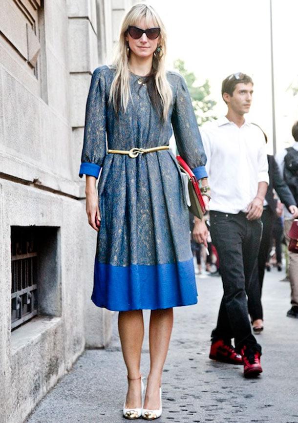 Πώς να ντύνεστε για να δείχνετε ψηλότερη (5)