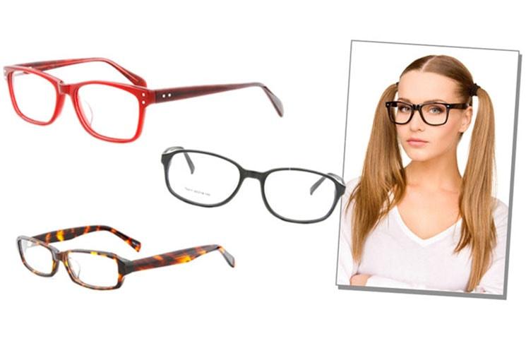 Tips για σωστή επιλογή σκελετού γυαλιών και μακιγιάζ για γυναίκες με γυαλιά