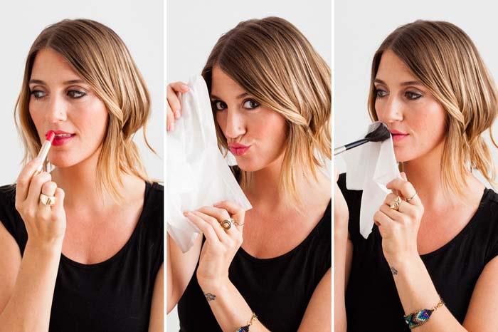 3 μυστικά για την σωστή εφαρμογή κραγιόν που κάθε γυναίκα πρέπει να γνωρίζει (5)