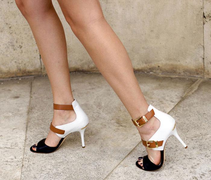 Πως να επιλέξετε τα σωστά παπούτσια για το φόρεμά σας (2)