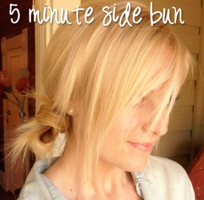 Χτενίσματα που μπορείτε να κάνετε σε λιγότερο από 10 λεπτά (5)