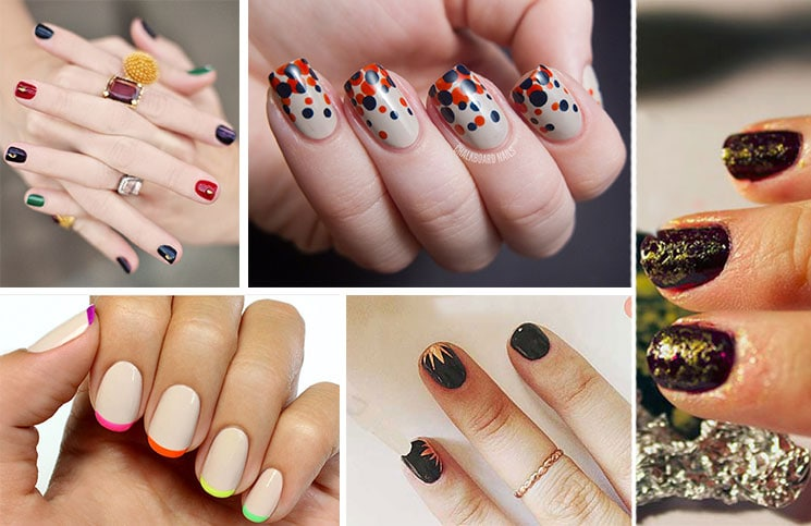 Πώς να κάνετε μόνες σας υπέροχα σχέδια στα νύχια