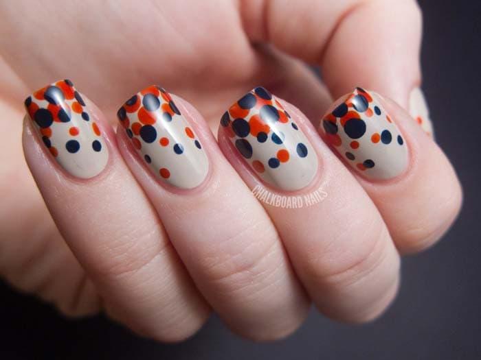 Πώς να κάνετε μόνες σας υπέροχα σχέδια στα νύχια (2)