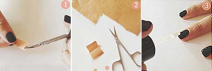 Πώς να κάνετε μόνες σας υπέροχα σχέδια στα νύχια (4)