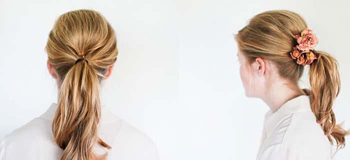 Υπέροχα χτενίσματα για μακριά μαλλιά που μπορείτε να κάνετε μόνη σας! (5)