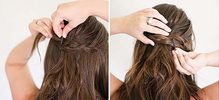Υπέροχα χτενίσματα για μακριά μαλλιά που μπορείτε να κάνετε μόνη σας! (11)