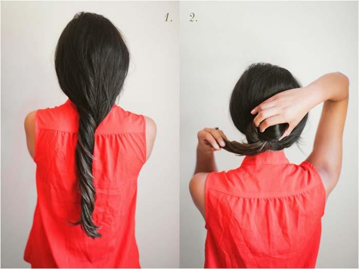 Υπέροχα χτενίσματα για μακριά μαλλιά που μπορείτε να κάνετε μόνη σας! (13)