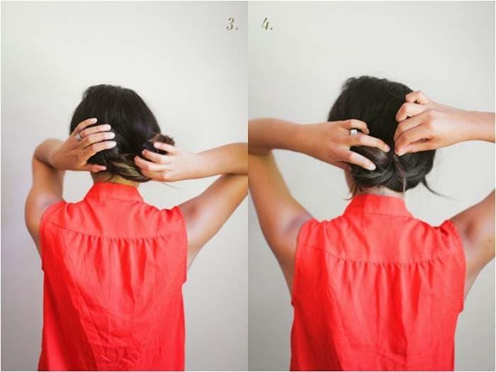 Υπέροχα χτενίσματα για μακριά μαλλιά που μπορείτε να κάνετε μόνη σας! (14)