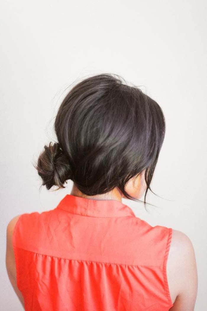 Υπέροχα χτενίσματα για μακριά μαλλιά που μπορείτε να κάνετε μόνη σας! (16)