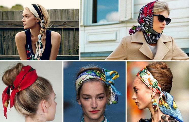 Εκπληκτικοί τρόποι για να δέσετε ένα μαντήλι στα μαλλιά (1)