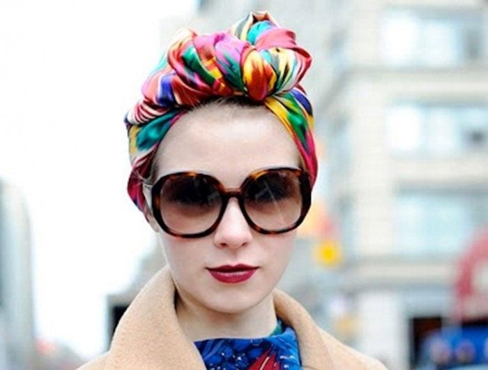 Εκπληκτικοί τρόποι για να δέσετε ένα μαντήλι στα μαλλιά (13)