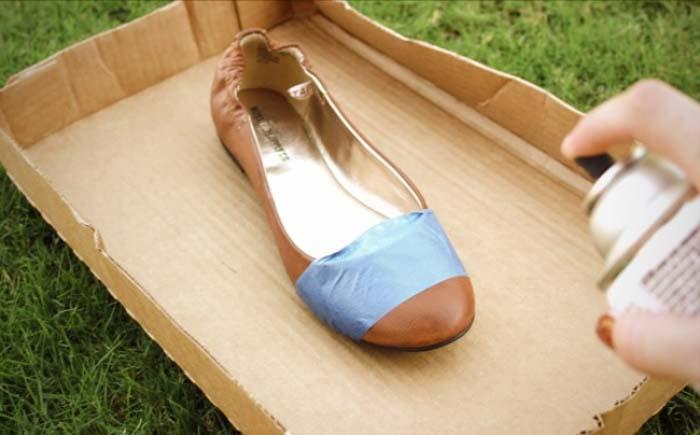 Τρόποι για να μεταμορφώσετε τα βαρετά σας παπούτσια (2)