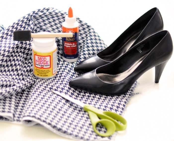 Τρόποι για να μεταμορφώσετε τα βαρετά σας παπούτσια (4)