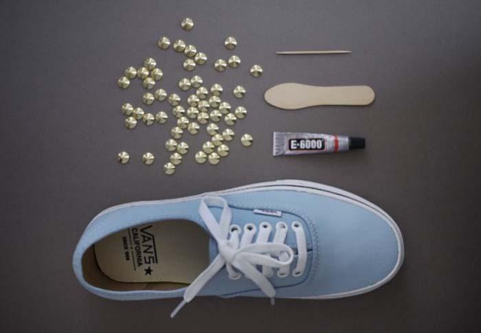 Τρόποι για να μεταμορφώσετε τα βαρετά σας παπούτσια (6)