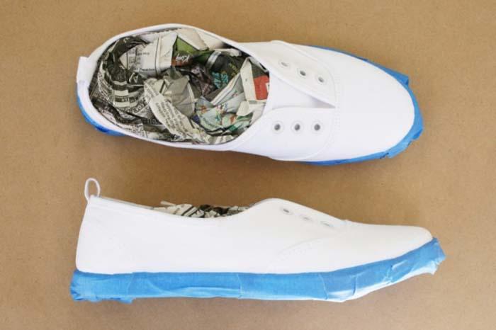 Τρόποι για να μεταμορφώσετε τα βαρετά σας παπούτσια (8)
