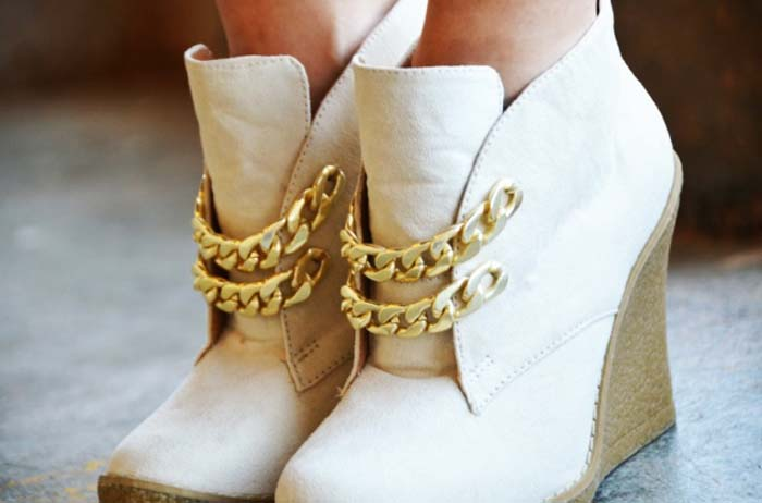 Τρόποι για να μεταμορφώσετε τα βαρετά σας παπούτσια (11)