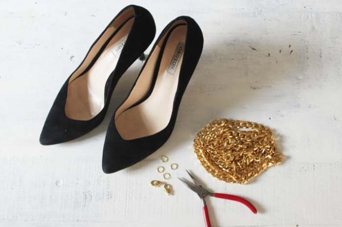 Τρόποι για να μεταμορφώσετε τα βαρετά σας παπούτσια (12)