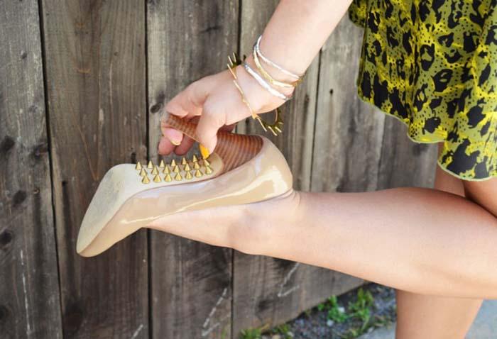 Τρόποι για να μεταμορφώσετε τα βαρετά σας παπούτσια (21)