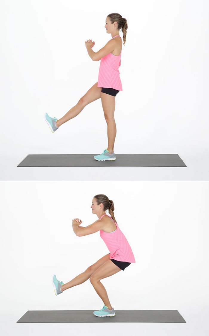 Κινήσεις για να τονώσετε τους γλουτούς και τα πόδια (2)