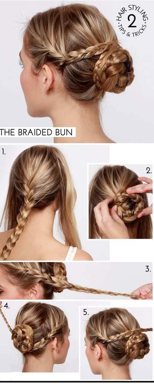 Πλεξούδα: 5 εύκολα και όμορφα χτενίσματα για να δοκιμάσετε (4)