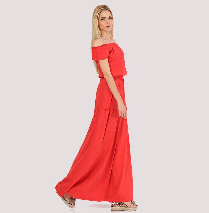 Φορέματα με έξω τους ώμους (4)