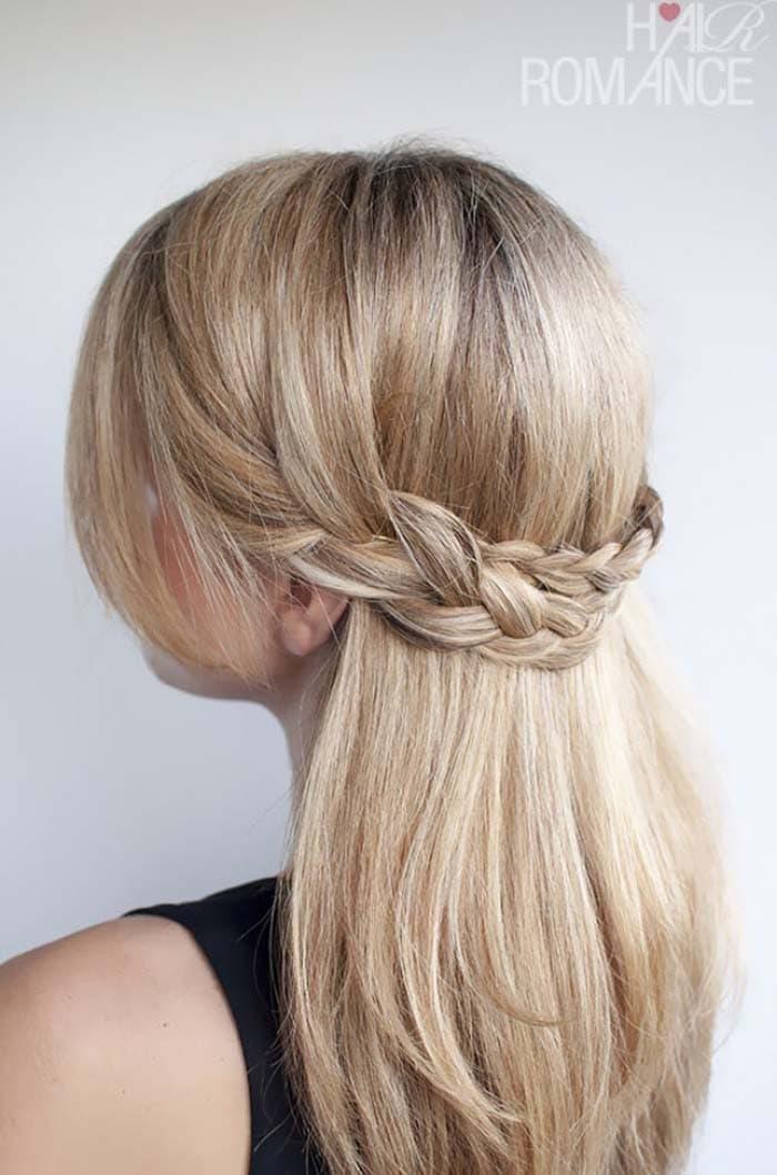 Εκπληκτικά χτενίσματα για μαλλιά μεσαίου μήκους (1)