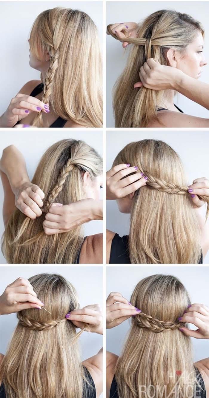 Εκπληκτικά χτενίσματα για μαλλιά μεσαίου μήκους (2)