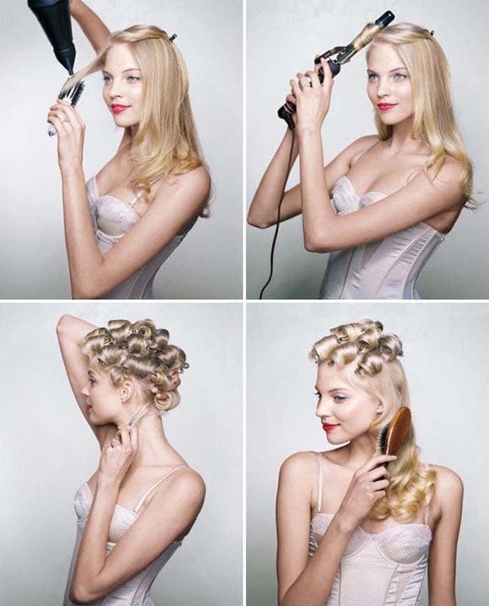 Εκπληκτικά χτενίσματα για μαλλιά μεσαίου μήκους (4)