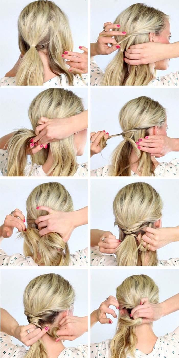 Εκπληκτικά χτενίσματα για μαλλιά μεσαίου μήκους (7)