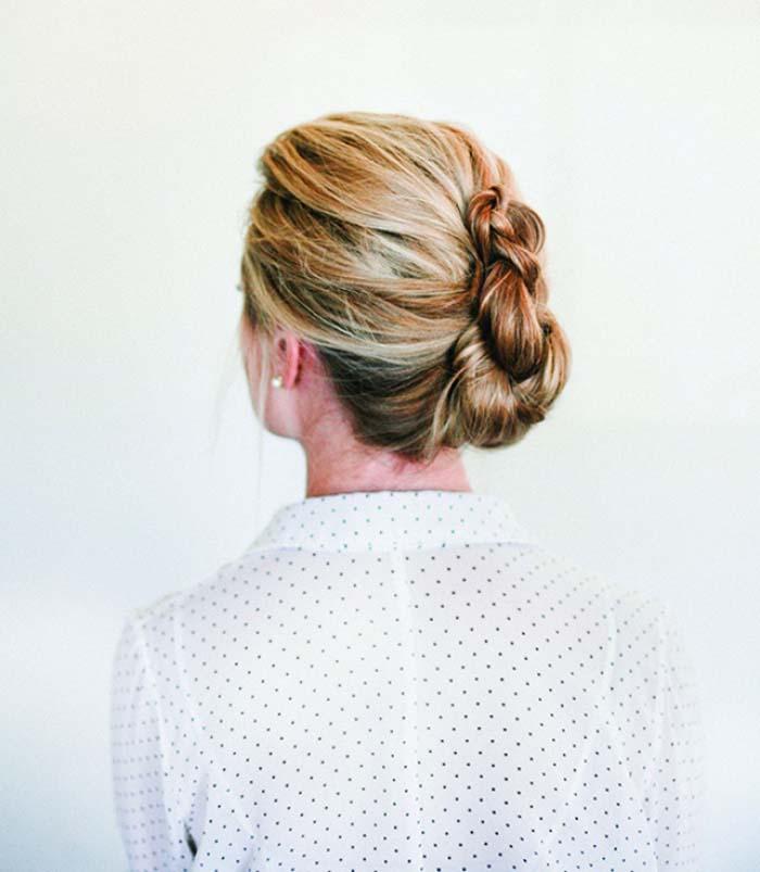 Εκπληκτικά χτενίσματα για μαλλιά μεσαίου μήκους (8)