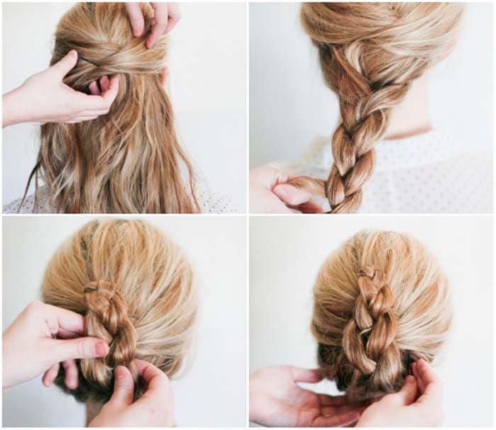 Εκπληκτικά χτενίσματα για μαλλιά μεσαίου μήκους (9)