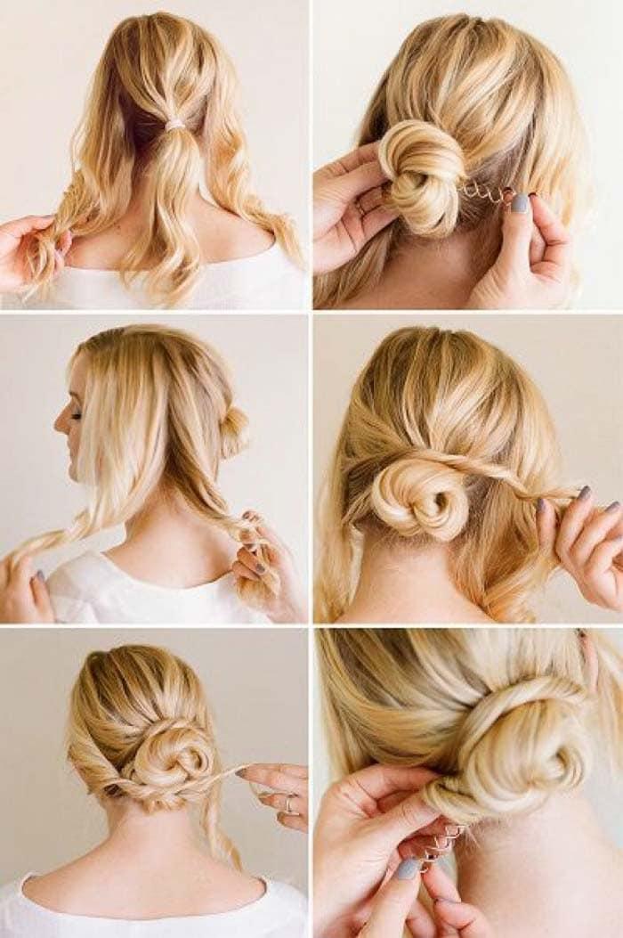 Εκπληκτικά χτενίσματα για μαλλιά μεσαίου μήκους (10)