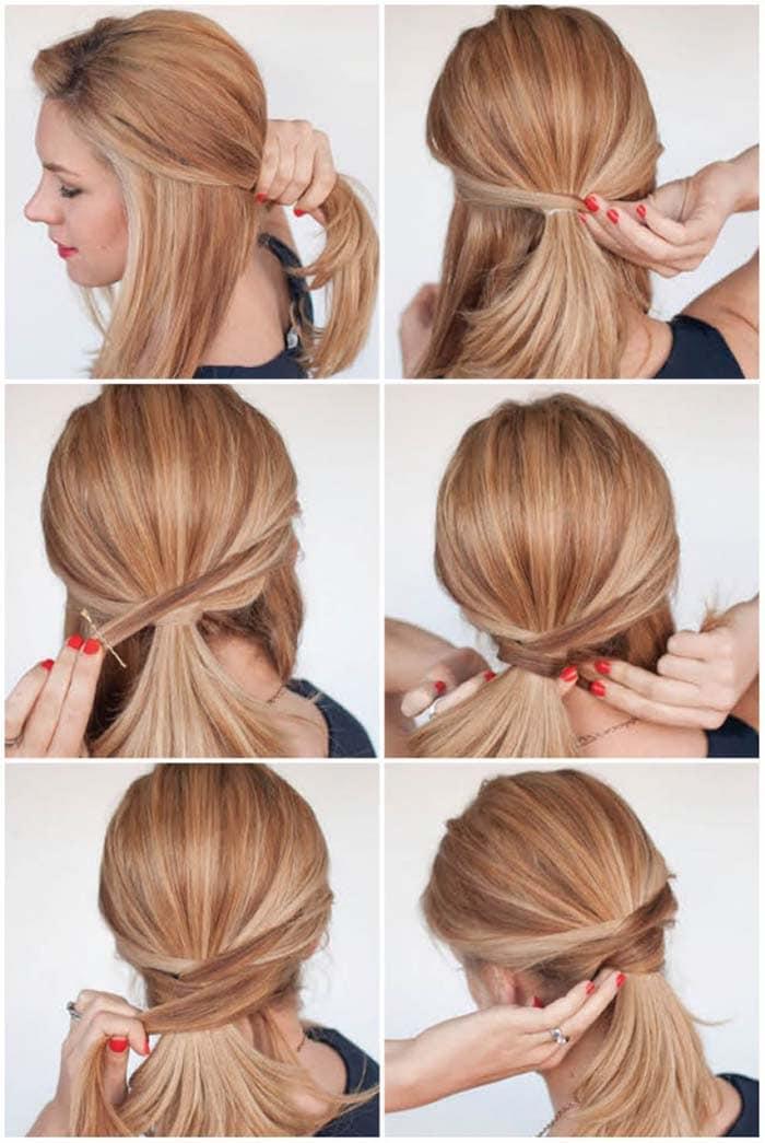 Εκπληκτικά χτενίσματα για μαλλιά μεσαίου μήκους (18)