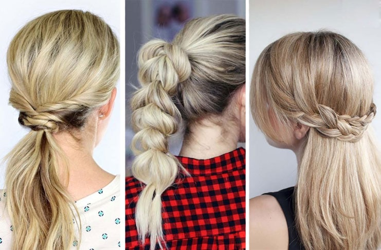 12 εκπληκτικά χτενίσματα για μαλλιά μεσαίου μήκους