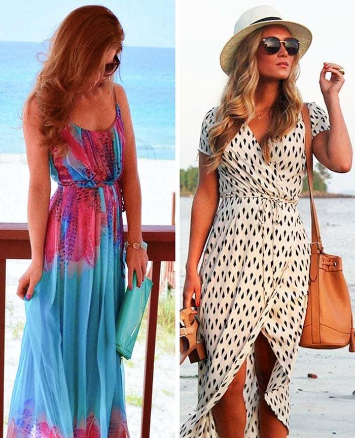 Στυλιστικά μυστικά για να φορέσετε ένα μακρύ φόρεμα (7)