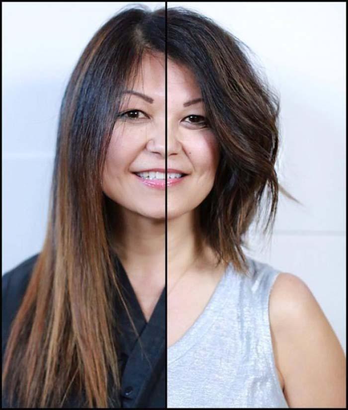 Απλοί τρόποι για να δώσετε όγκο στα λεπτά μαλλιά (2)