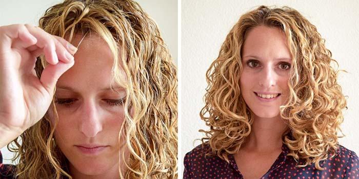 Απλοί τρόποι για να δώσετε όγκο στα λεπτά μαλλιά (6)