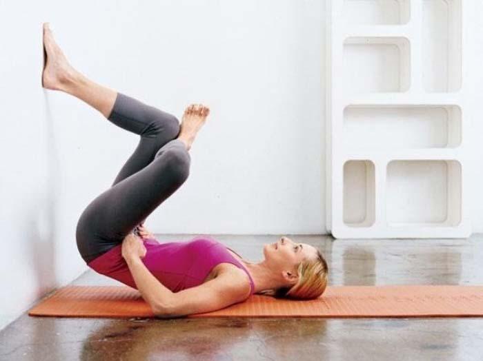 Ασκήσεις στις οποίες πρέπει απλά να μείνετε ακίνητη (2)